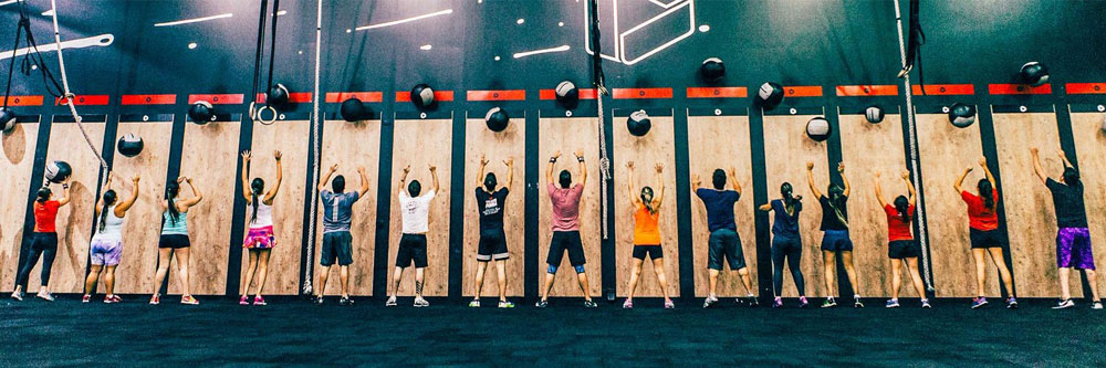 We Train In A Warehouse Style Facility That Is Known As A Box This Is A Place That Glows With Enthusiasm And Motivation From Coaches To Members Alike